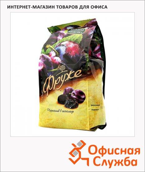 Конфеты Фруже Чернослив в темном шоколаде, 380г
