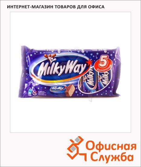 Батончик шоколадный Milky Way, 5 х 26г