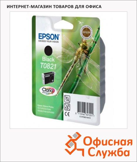 Картридж струйный Epson C13 T11214/24/34/44/54/64 A10 C13 T11214 A10, черный
