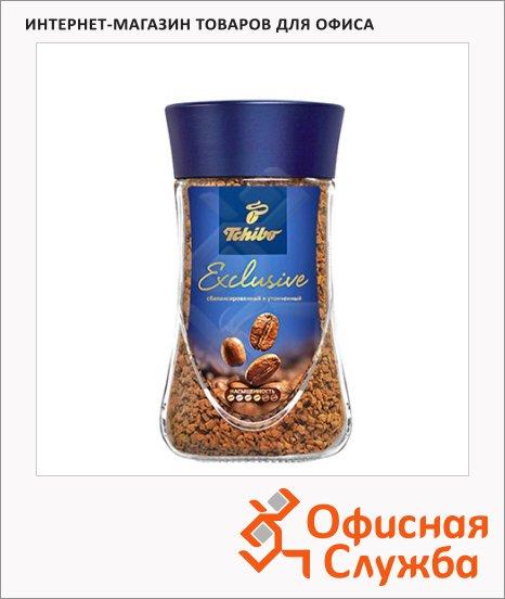 Кофе растворимый Tchibo Exclusive 95г, стекло