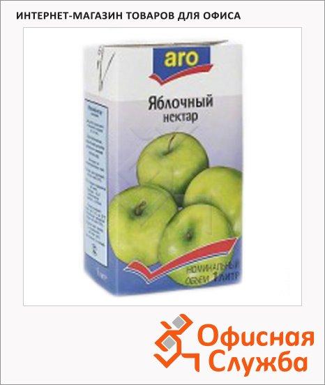 фото: Нектар Aro яблоко 1л