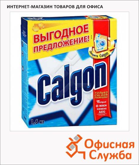 Средство для смягчения воды Calgon 1.6 кг, порошок, от накипи