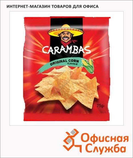 Чипсы Carambas кукурузные оригинальные