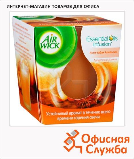 Аромасвеча Air Wick апельсин, 105г