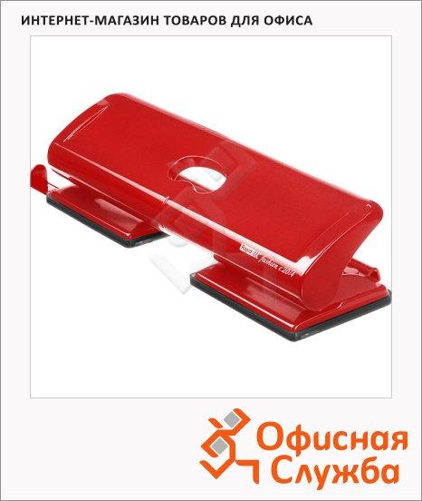 Дырокол Rapid Hole Punch New до 20 листов, красный, 20922802