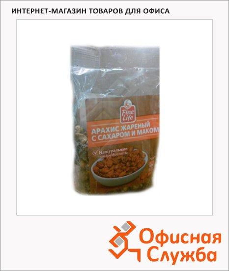 фото: Арахис жареный с сахаром и маком 250г