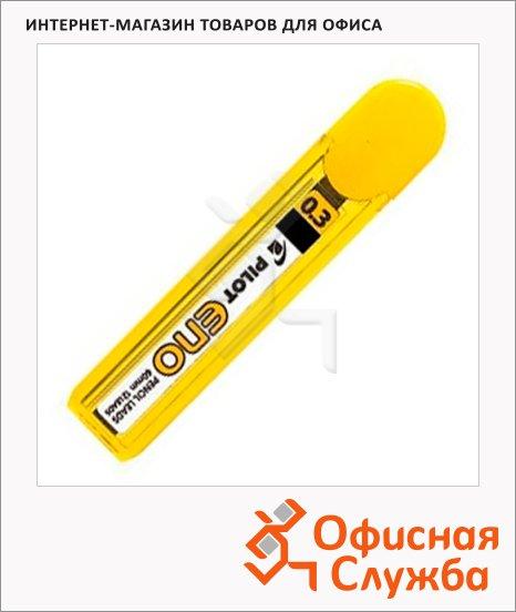 Грифели для механических карандашей Pilot ENO НВ, 12шт, 0.3мм