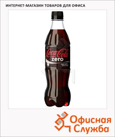 фото: Напиток газированный Coca-Cola Zero 500мл ПЭТ