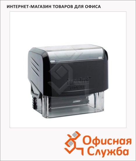 Оснастка для прямоугольной печати Trodat Printy 38х14мм, 3911, черная