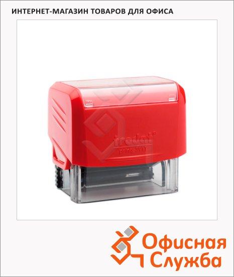 фото: Оснастка для прямоугольной печати Trodat Printy 38х14мм 3911, красная