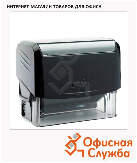 фото: Оснастка для прямоугольной печати Trodat Printy 58х22мм 3913, черная