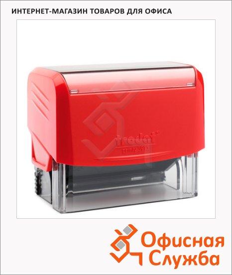 Оснастка для прямоугольной печати Trodat Printy 58х22мм, 3913, красная
