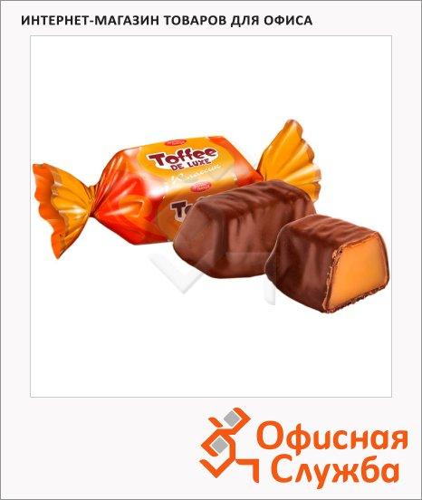 Конфеты Красный Октябрь Toffee De Luxe, 500г