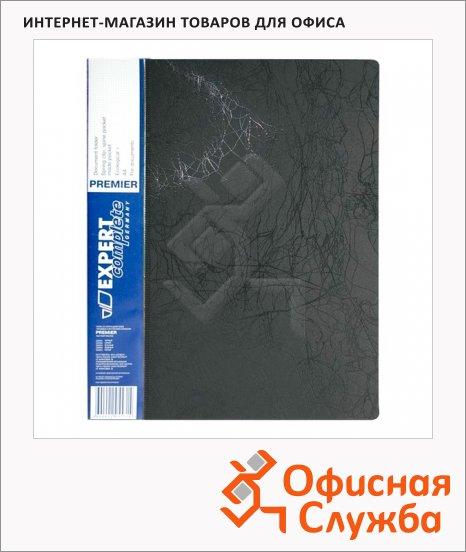 фото: Папка файловая Expert Complete Premier черная A4, на 20 файлов, 22131