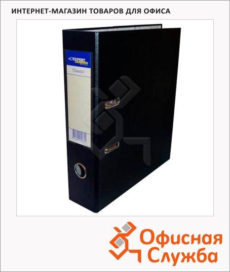 Папка-регистратор А4 Expert Complete Classic Hc Pvc черная, 125мм, 251540