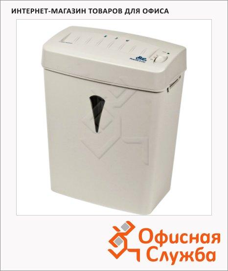 Шредер Profioffice Piranha 5CC, секретность 3, 5 листов, 16 литров