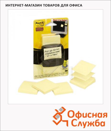 ���� ��� ������� � ������� ����� Post-It Super Sticky ������, ����������, 51x51��, 8�45 ������, Z-����, R220-8