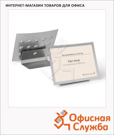 фото: Дисплей настольный Durable Duraview А4 с рамкой, 210х297мм, 3332-91
