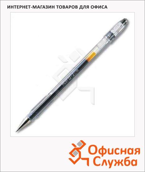 Ручка гелевая Pilot BL-G1-5 черная, 0.3мм