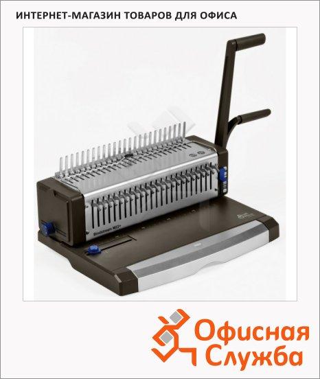 Брошюровщик гребеночный Profioffice Bindstream M22+, на 25л, переплет до 450л, пластиковая пружина