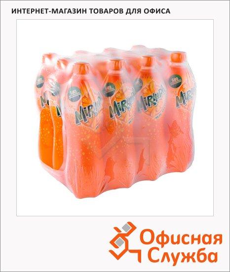 Напиток газированный Mirinda Orange 0.6л х12шт, ПЭТ