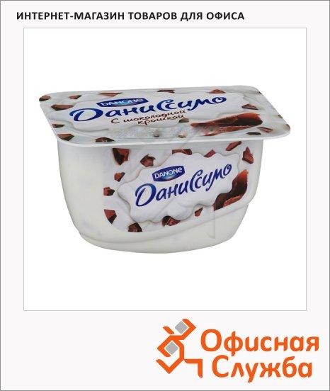 Продукт творожный Даниссимо шоколадная крошка, 7.3%, 130г