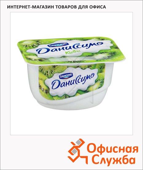 Продукт творожный Даниссимо киви, 130г, 5.5%