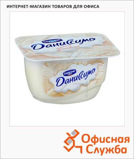 Продукт творожный Даниссимо пломбир, 5.4%, 130г