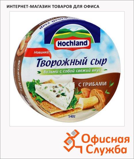 фото: Сыр творожный Hochland сливочный 60% 140г, треугольнички