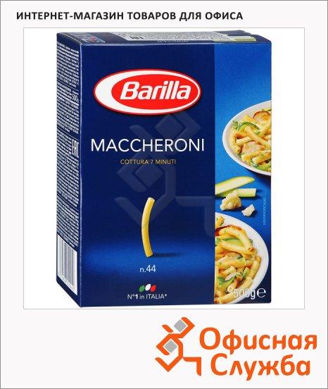 фото: Макаронные изделия Barilla Maccheroni 500г