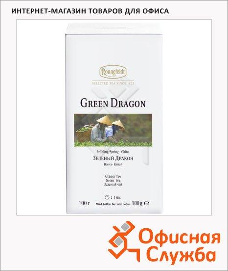 фото: Чай листовой White Collection Green Dragon зеленый, листовой, 100 г