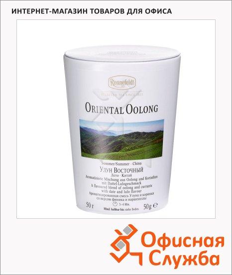 фото: Чай листовой White Collection Oriental Oolong листовой, листовой, 50 г