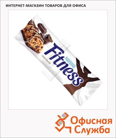 Батончик мюсли Fitness шоколадный, 23.5г