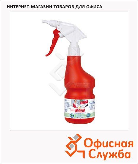 фото: Бутылка дозирующая Dr.schnell 600мл с пенообразователем, красная, 327345