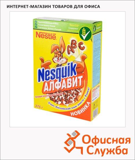 Готовый завтрак Nesquik Алфавит, 375г