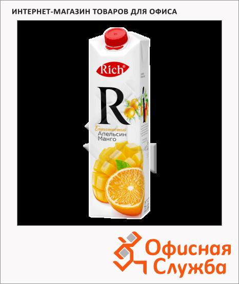 фото: Сок Rich апельсин/манго 1л