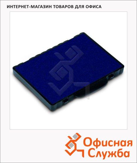Сменная подушка прямоугольная Trodat для Trodat 5211/54110/54510, синяя, 6/511