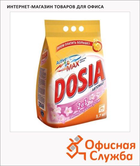 Стиральный порошок Dosia 2в1 3.7кг, с кондиционером, автомат