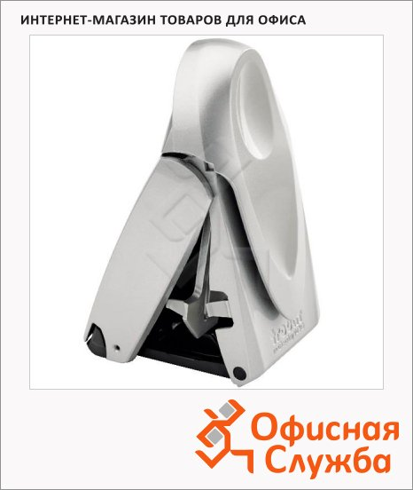 Оснастка карманная квадратная Trodat Mobile Printy 40х40мм, 9440, серебристая