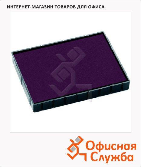 фото: Штемпельная настольная подушка Colop для Colop Printer 55/Printer 55-Dater фиолетовая, краска на водной основе