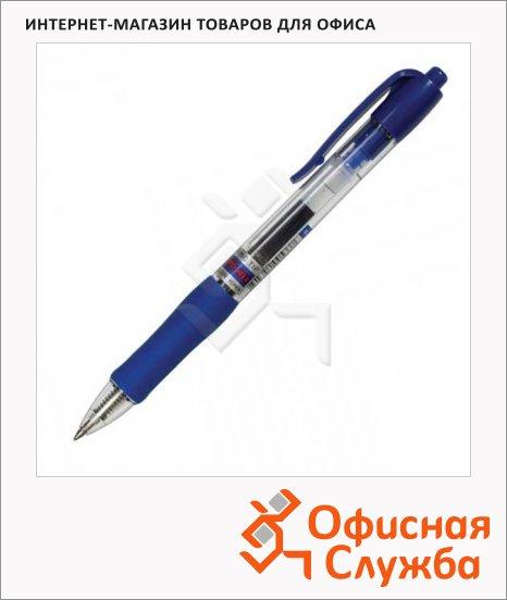 Набор ручек гелевых Crown синяя, 0.7мм
