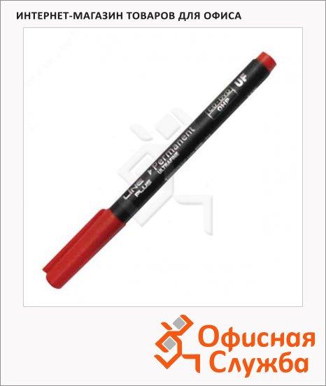 Маркер для CD Line Plus 2500UF красный, 0.6мм, игольчатый наконечник