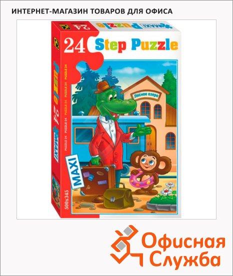 Пазл Step Puzzle Союзмультфильм Чебурашка, 24 элемента