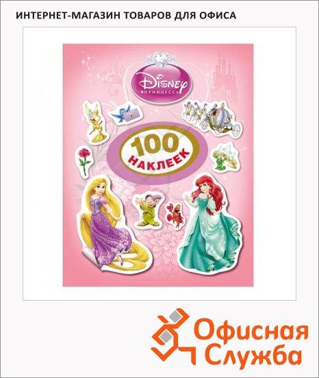 фото: Наклейки Disney Принцесса А5, 100шт