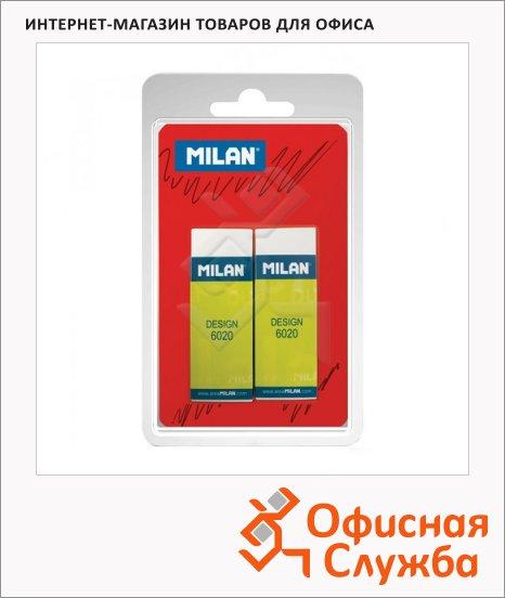 Набор ластиков Milan 6020 2шт
