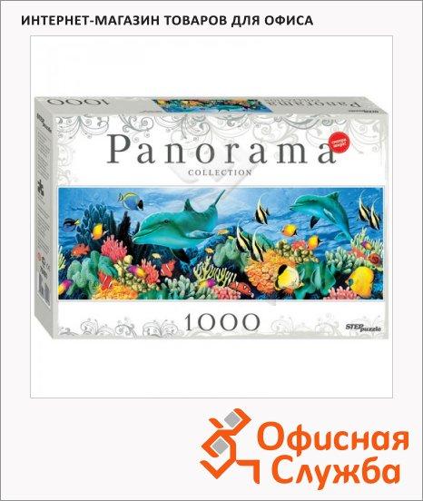 Пазл Step Puzzle Panorama Подводный мир, 1000 элементов