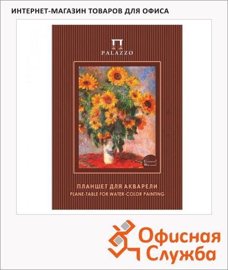 фото: Папка для акварели К.Моне.Цветы А4 200г/м2, 20 листов