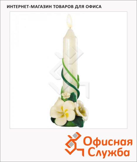 Набор для лепки свечей Lori Слепи свечу Экзотические цветы