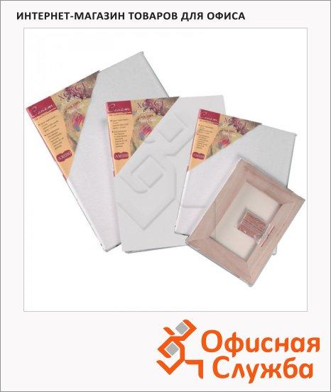 Холст на подрамнике Невская Палитра 40x50см, 280 г/м2, хлопок, крупное зерно