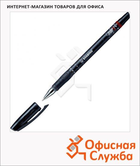 Ручка шариковая Stabilo Exam Grade 588 черная, 0.4мм